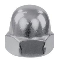 Piulite hexagonale infundate DIN 1587-6, M8, ZA - 10 buc
