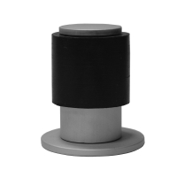Opritor cilindric pentru usa H=40mm - Aluminiu