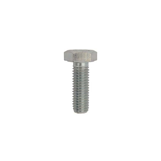 Surub cap hexagonal DIN 933- 5.8 M6x30 ZA - 28 buc