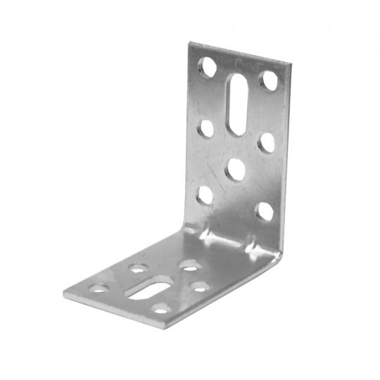 Coltar metalic tip L 50x50x30x2 mm ZA - 25 buc
