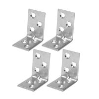 Coltar metalic tip L 30x30x20 mm ZA 4 buc/set Easy-Fix