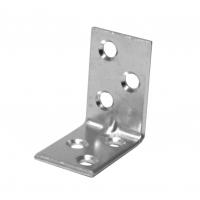 Coltar metalic tip L 30x30x20x2 mm ZA - 100 buc