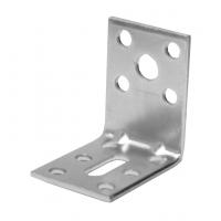 Coltar metalic tip L 40x40x30x2 mm ZA - 50 buc