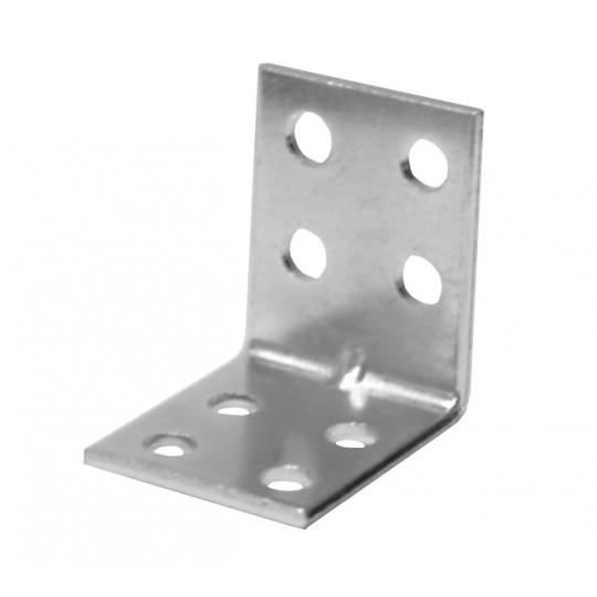 Coltar metalic tip L 30x30x25x2 mm ZA - 50 buc