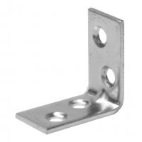 Coltar metalic tip L 40x40x16x2 mm ZA - 100 buc