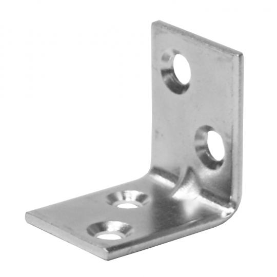 Coltar metalic tip L 25x25x20x2 mm ZA - 100 buc