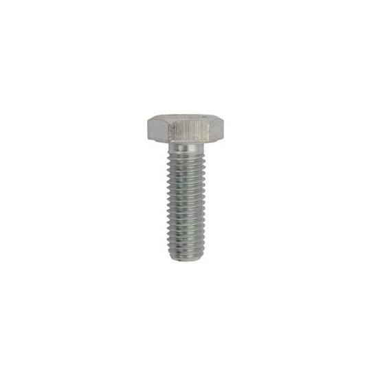 Surub cap hexagonal DIN 933- 6.8 M12x80 ZA - 4 buc