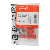 Set fixare Util Mungo MD866 Diblu+Saiba+Surub 4 buc/set