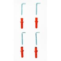 Set fixare Util Mungo ML855 Diblu+Agatator L 4 buc/set