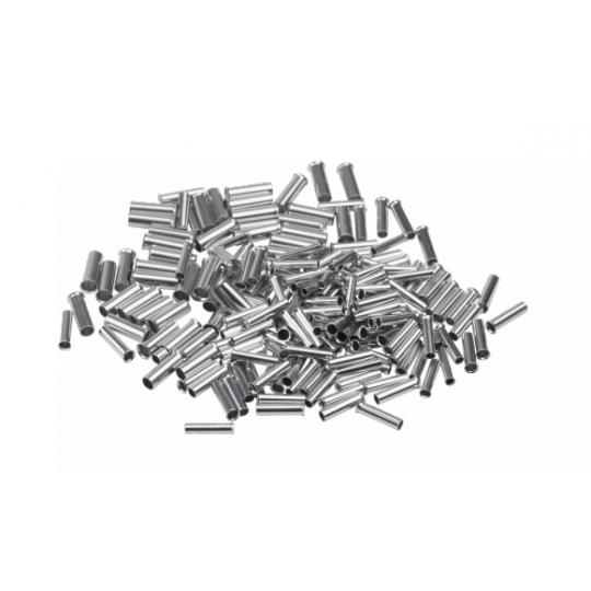 Set 200 conectori cablu diverse neizolati marimi 0.75-2.5 mmp Meister
