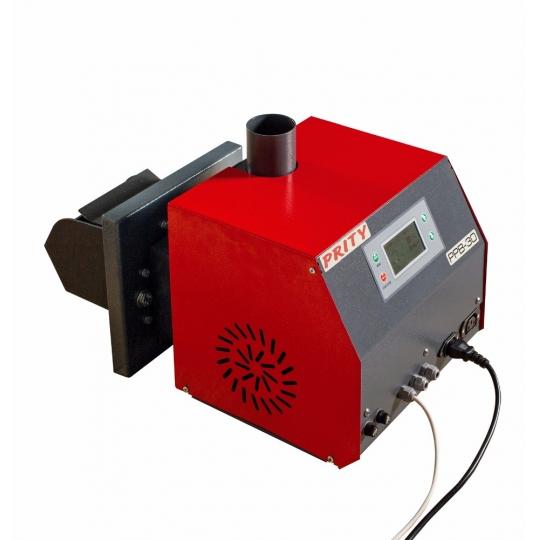Arzator peleti Prity PPB30 30 kW+ snec alimentare
