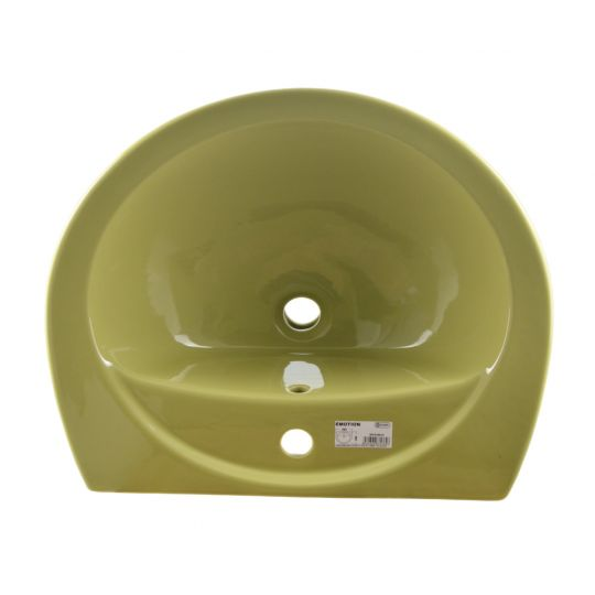 Lavoar Cornat Emotion 60 cm Moosgreen (verde)