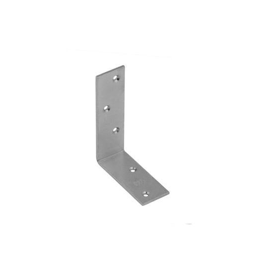 Coltar perforat 90 grade sarcini grele 100x75x30x3.0 mm