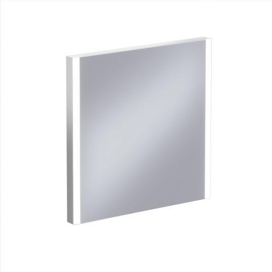 Oglinda baie 60x60 cm cu iluminare LED Cersanit