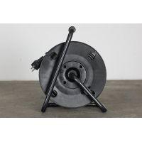 Prelungitor pe tambur 50 m, cablu 3x1.5 mm, H05VV-F3G1,5, IP20 Meister Mini