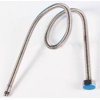 Set 2 racorduri flexibile baterii monocomanda 1/2-40 cm Inox Corugat Cleanmann