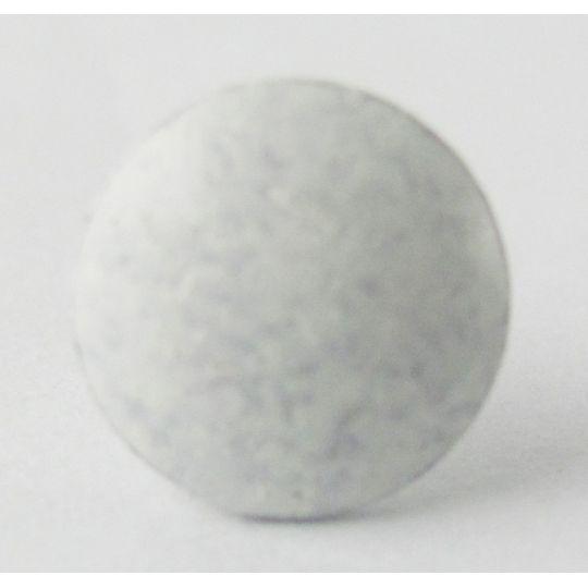 Cuie tapiterie decorative White D9x12.5 - 30 buc Connex