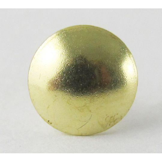 Cuie tapiterie decorative Gold D8x12.5 - 80 buc Connex