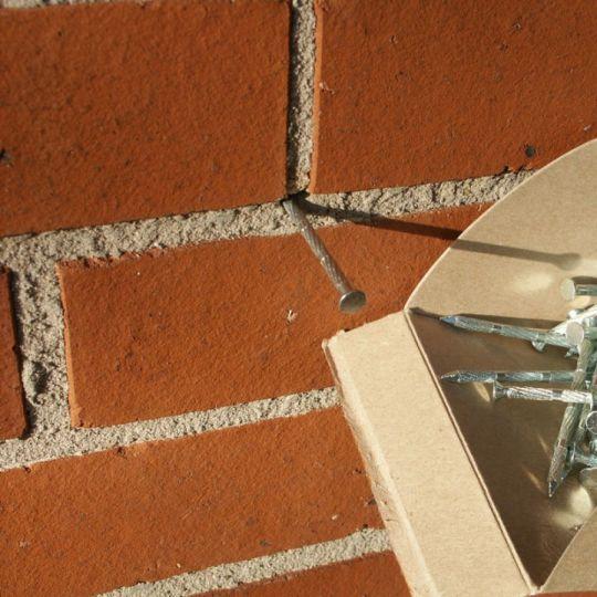 Cuie pentru beton 3.5x65 mm - 75 buc Connex