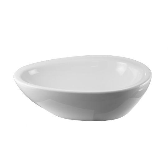 Lavoar pe blat Cornat CUBA, 65 cm ,alb
