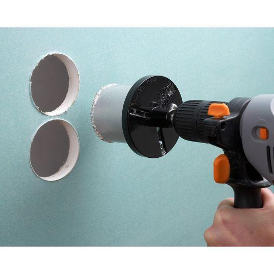 Set 10 doze aparat gips carton 68 mm Hohlwanddose Meister