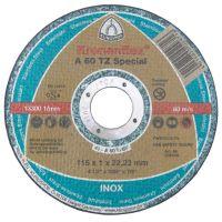 Disc Abraziv A60 TZ Special 115 x 1 x 22.2 mm, Evo Standard