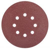 Disc Abraziv Velcro 125 mm, G60, Set 5 Buc