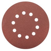 Disc Abraziv Velcro Norton 210 mm, G240