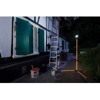 Proiector 1x10W cu suport telescopic 71 - 143 cm Meister