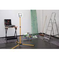 Proiector 1x20W cu suport telescopic 3 m Meister