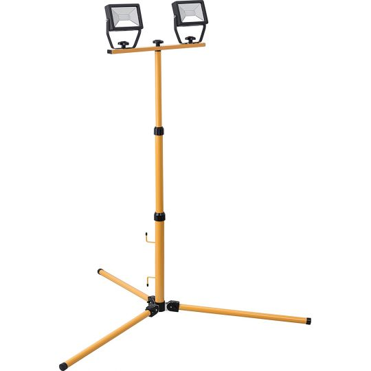 Proiector 2x20W cu suport telescopic 73 - 146 cm Meister