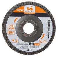 Disc Lamelar Frontal Inox 115, G60 EvoTools