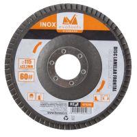 Disc Lamelar Frontal Inox 125, G80 EvoTools