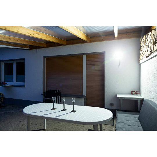 Proiector cu LED COB Meister Slim 20W, lumina rece, IP44 , Clasa A++