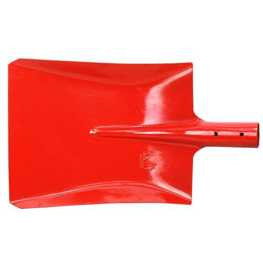 Lopata Dreapta Rosie fara Coada 300 x 240 mm, EvoTools