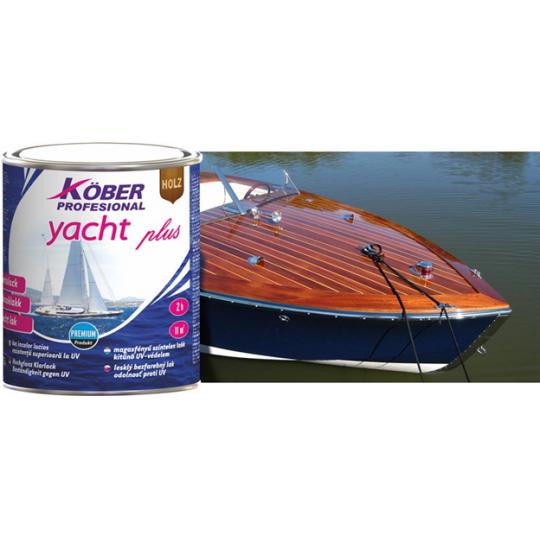 Lac yacht profesional plus lucios 2.5 l Kober