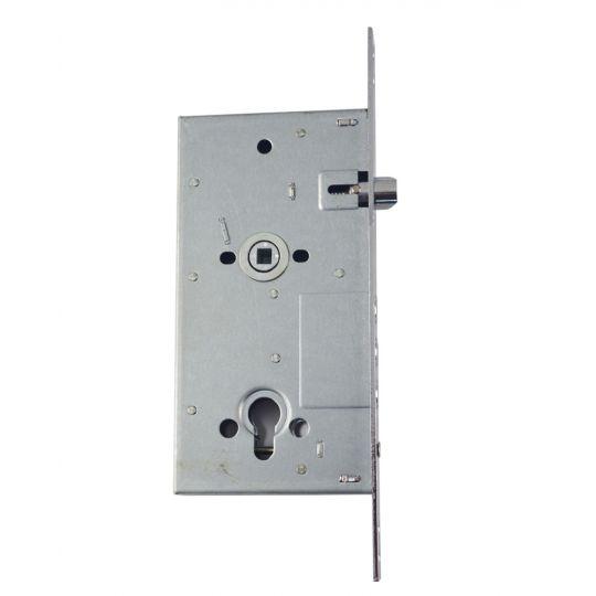 Broasca usa metalica Everpro 3 bolturi, crom L=85 mm, tip KALE 252 R