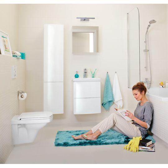 Vas WC suspendat Easy Clean On Cersanit (capac separat)