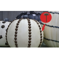 Cuie tapiterie decorative Simple D9x13-1000 buc BX
