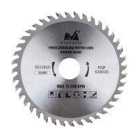 Disc vidia circular lemn 165x20x2.2, 18T