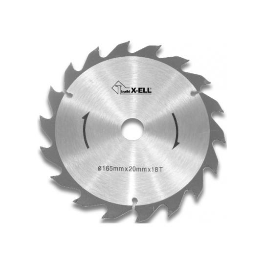 Disc vidia circular lemn 180x25.4x2.2, 56T