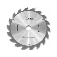 Disc vidia circular lemn 185x20x1.6, 24T