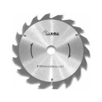 Disc vidia circular lemn 185x25.4x1.6, 24T