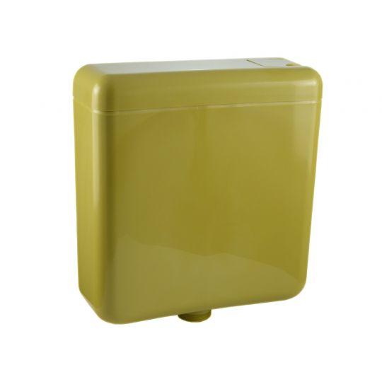 Rezervor WC semi inaltime anticondens Cornat Triton Duo Moosgreen (verde)