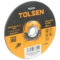 Disc Abraziv pentru Piatra 230x6x22 mm Tolsen