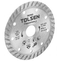 Disc Diamantat Turbo 180 mm Tolsen Industrial