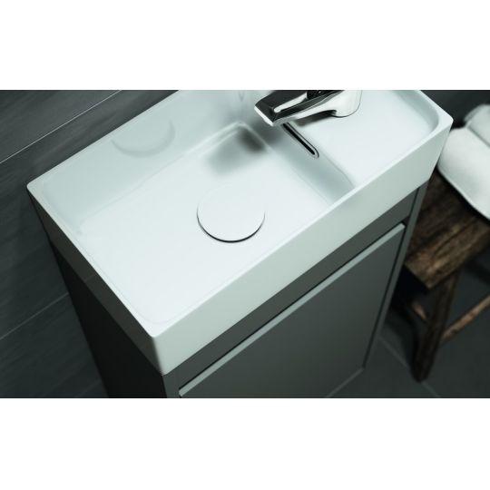 Lavoar mobilier Crea 40 Cersanit, gaura centru