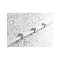 Clema Fixare Cabluri 4-7 mm, Alb, 50 bucati, Meister