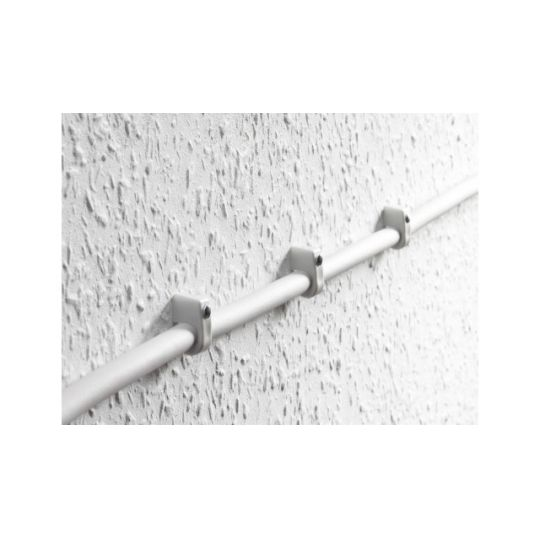 Clema Fixare Cabluri 7-11 mm, Gri, 100 bucati, Meister