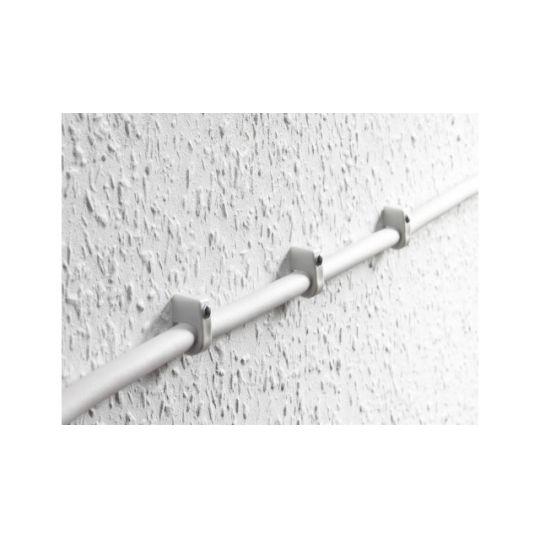 Clema Fixare Cabluri 7-11 mm, Alb, 25 bucati, Meister